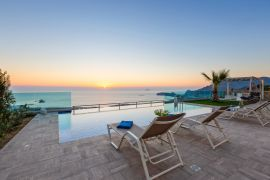 Levanda Villa, Falassarna, sunset pool 2