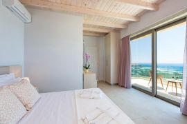 Jasmine Villa, Falassarna, bedroom double 2b