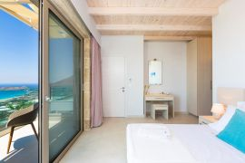 Jasmine Villa, Falassarna, bedroom twin 1c