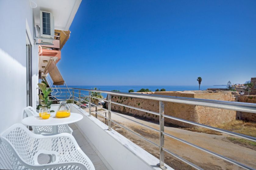 Harbor Apartment, Chania, balcony 1