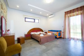 Iridanos Villa, Kissamos, bedroom double 1a