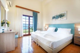 Villa Thealassa, Pithari, bedroom 2a