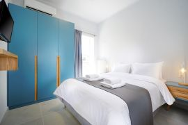 Harbor Suite, Chania, bedroom double 1a