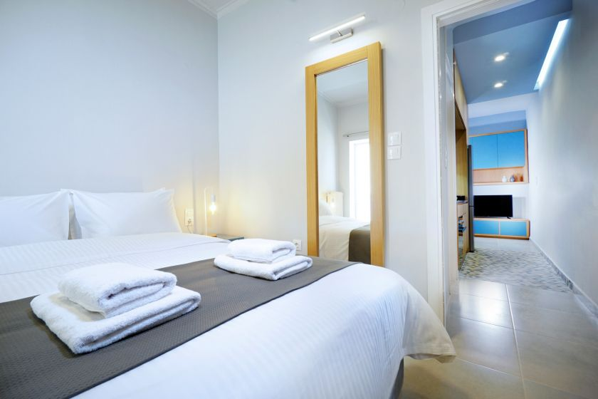 Harbor Suite, Chania, bedroom double 1b
