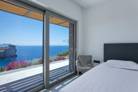 Faros Villa, Agios Pavlos, bedroom double 2b