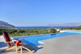 Villa Aloni, Kissamos, pool area 1