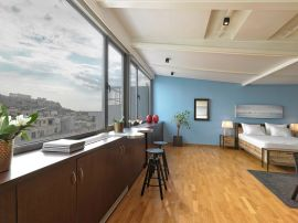Troulanda Acropolis Suites, Syntagma, suite 1 acropolis view 1