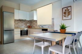 Urban Villa, Agia Marina, fully equiped kitchen 1 theasis