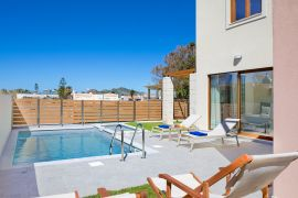 Urban Villa, Agia Marina, pool area 2 theasis
