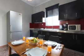 Modern City Apartment, Chania, kitchen 1
