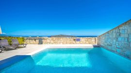 Lofos Village, Agia Marina, 2-bd-apt2-pool-area-1