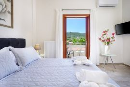 Anthos Village, Vatolakkos, bedroom 1b