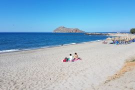 Villa Elsa, Platanias, lovely sandy beach 2