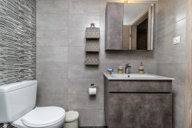 Navarino Apartment, Chania (Byen), bathroom 1a