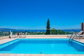 Stratianna View Villa, Gerani, private pool 1