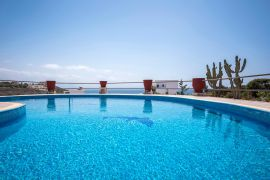 Beautiful Villa, Tersanas, swimming pool 1