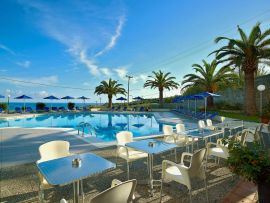 Eleftheria Hotel, Agia Marina, swimming pool 1