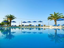 Eleftheria Hotel, Agia Marina, swimming pool 2