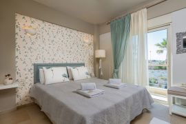 Beachfront Villa, Херсониссос, bedroom first floor 1a