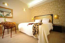 Steris Beach Hotel Apartments, Rethymno town, suite 1