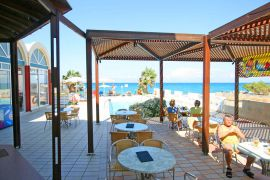 Seafront Apartments, Adelianos Kampos, snack-bar-I