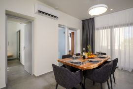 Athina Suites, Platanias, dining area 2a