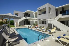 Athina Suites, Platanias, pool area 3