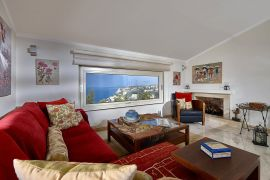 Villa Sunny Dreams, Agia Pelagia, living room top floor 2b