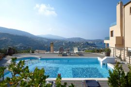 Villa Sunny Dreams, Agia Pelagia, pool area 2b