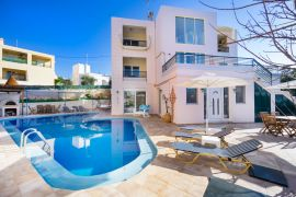 Spacious Villa, Agios Onoufrios, pool area 7