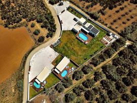 Summer Feel Villas, Μάλεμε, panoramic all villas 1