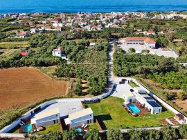 Summer Feel Villas, Μάλεμε, panoramic all villas 4
