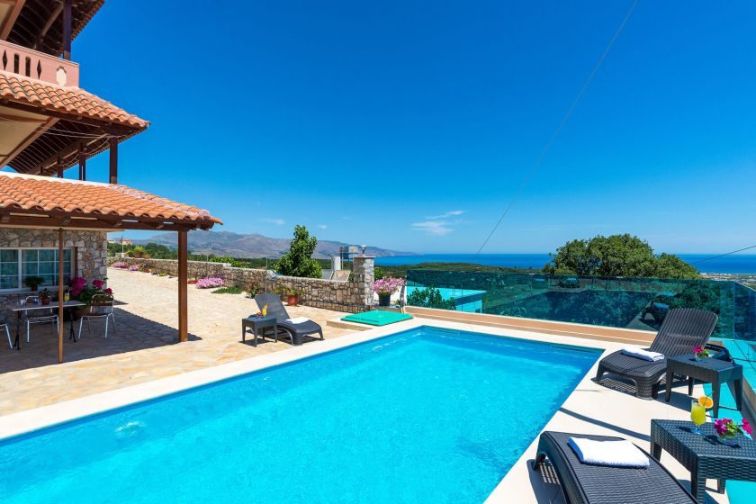 Villa Nature View, Tavronitis, private pool 6