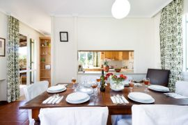 Villa Giani, Chania town, dining area 1b