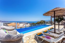 Villa Desire, Agios Nikolaos, private pool 1