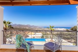 Villa Desire, Agios Nikolaos, double bedroom balcony