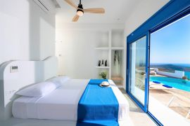 Orea Villa, Elounda, double bedroom 1