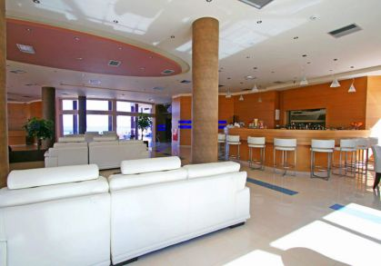 CHC Galini Sea View Hotel, Agia Marina, lounge 2