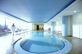 CHC Galini Sea View Hotel, Agia Marina, Internal Pool 1