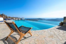 Orea Villa, Elounda, private pool 3