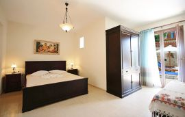 Villa Yannis, Астери, villa-yiannis-double-bedroom-ground-floor-1d