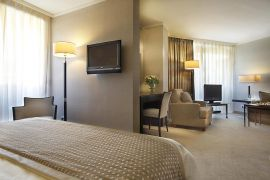 Galaxy Hotel, Heraklion Town, Executive-suite-1