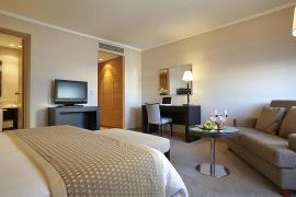 Galaxy Hotel, Heraklion Town, Club-suite-1