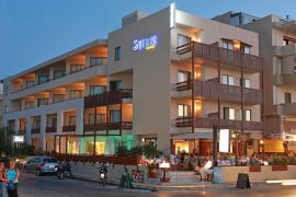 Steris Beach Hotel Apartments, Ретимно town, Hotel 3