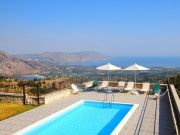 Lake View Villa i Kreta, Chania, Kournas